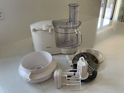 Kenwood Food processor and various accessories