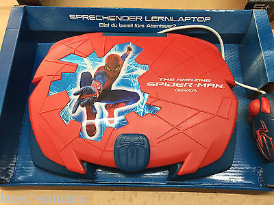 Spiderman Lerncomputer Clementoni 69215 Neues Modell
