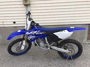 Yamaha 125yz