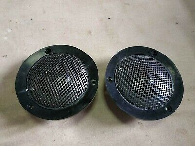 Scanspeak Alnico Tweeter D3808 - pair