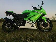 2010 Kawasaki Ninja 250R Special Edition McKellar Belconnen Area Preview