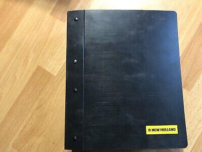 New Holland L160 L170 Skid Steer Factory Repair Manual Set Oem