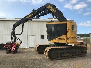 Tigercat H822 Hallam Casey Area Preview