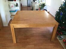 Mango wood solid timber dining table Indooroopilly Brisbane South West Preview
