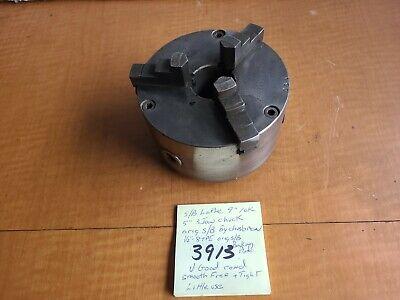 Southbend Lathe 910k 53jaw Chuck Cushman3505 1.5-8tpi Atlas Craftsman Loganusa