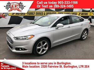 2016 Ford Fusion SE, Automatic, Back Up Camera,