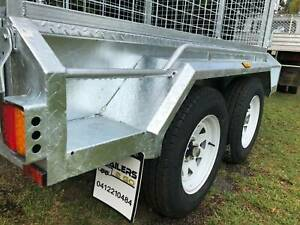 9 x 5 Heavy Duty 2.0 Ton with 600 high Cage included Morisset Lake Macquarie Area Preview