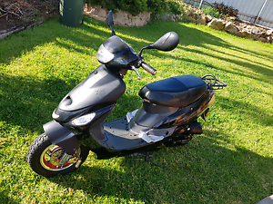 For sale or swap 2x 2008 49cc baotian scooters Ingle Farm Salisbury Area Preview