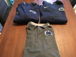 Nike Nittany Lions lot Mens XL