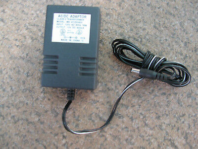 AC/DC 12VDC-800mA MK-411200800 Adapter POWER SUPPLY free shipping