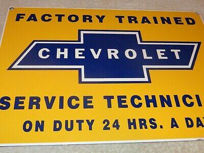 VINTAGE CHEVROLET BOWTIE CAR TRUCK SERVICE 14