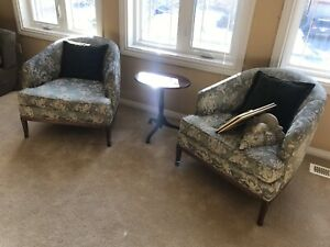 Antique chairs (2)