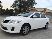 2012 Toyota Corolla Sedan Willmot Blacktown Area Preview