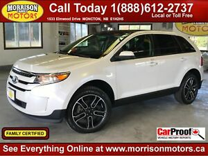 2014 Ford Edge SEL Sport pkg, Lthr, Sunroof!