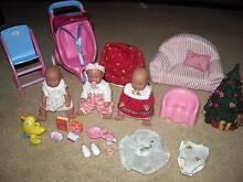 Baby Born Miniworld Dolls Toys Pram Clothes Figures Duncraig Joondalup Area Preview