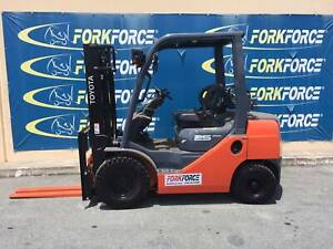 DEMO Toyota 2.5T LPG Forklift Bayswater Knox Area Preview