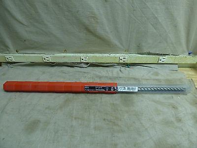 Hilti 206510 Te-yx 12x22 Sds Max Hammer Drill Bit Brand New Free Shipping