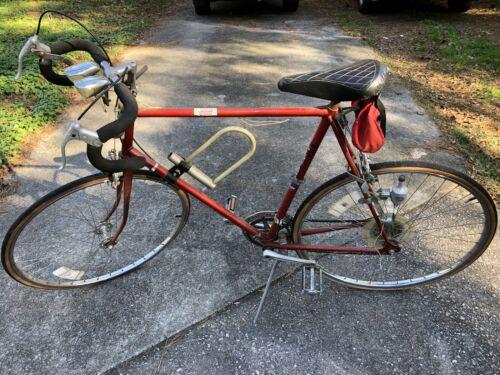 "60's 70's Vintage Pierce Arrow 10 Speed 27"" Bicycle (60 USD)"