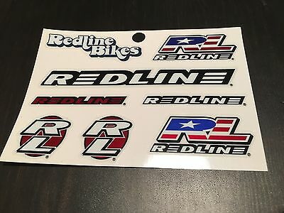 Decals Stickers Redline Decals Nelo S Cycles