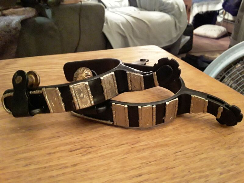New Western Spurs silver squares