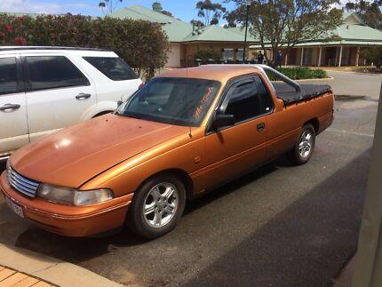 1992 VP Holden Commodore Ute $1200 ono