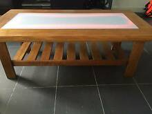 Beautiful solid wooden coffee table (ONLY $90.00) Mosman Mosman Area Preview