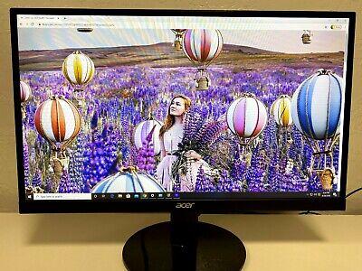 """Acer SA230 24"""" (23.5"""") IPS LED FULL HD FHD ULTRA THIN GAMING MONITOR"""