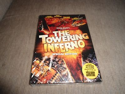 The Towering Inferno (Special Edition) (1974) [2 Disc DVD] With Slip Case Box