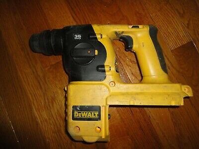 36 Volt Dewalt Sds 33 Hammer Drill