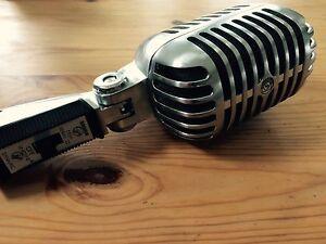 Micro Shure 55H Séries 2