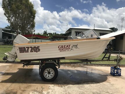 Townsville Region Qld Boats Amp Jet Skis Gumtree