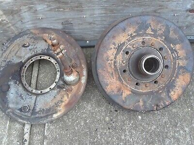 1932 Packard STD Eight front Right brake drum, used for sale  Glen Cove