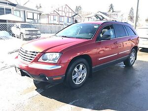 2004 Chrysler Pacifica 7 seater
