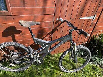 Specialized Enduro Expert m5 full suspension mountain bike Large