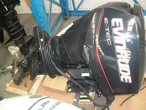 Evinrude 50hp Used Fitted Wangara Wanneroo Area Preview