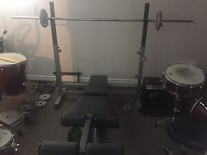 Bench press (great quality)