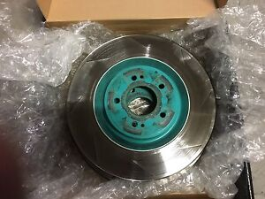 Mitsubishi Evo X front brake rotors, pads and lines Earlwood Canterbury Area Preview