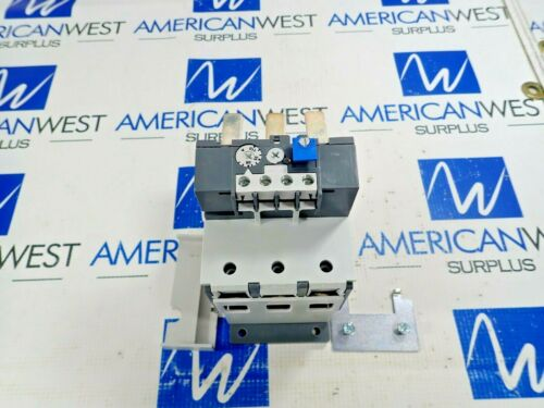 ABB TA110DU-110 THERMAL OVERLOAD RELAY 80-110A NEW