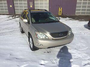 2004 Lexus RX330 REMOTE STARTER **Navigation** DVD PLAYER
