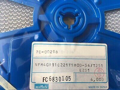5000PF FEED-THROUGH 20A 2499-508-X5W0-502Z By TUSONIX CAPACITOR