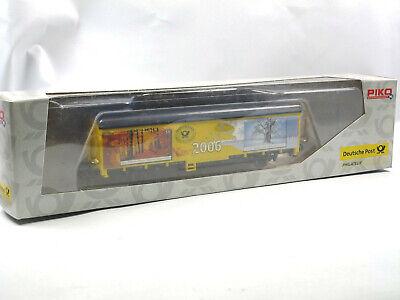 Piko 72065 - Gedeckter Güterwagen Deutsche Post Jahreswagen 2006 -  H0 1:87 OVP online kaufen