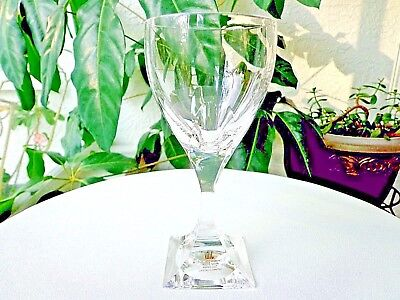 - Italian Made LQIC High Quality Clear Crystal White Wine Goblet