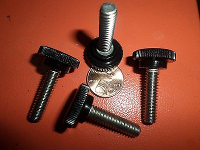 14-20 X 1 Thumb Screws Qty4 Stainless Steel Thumbscrew Fast Shipping