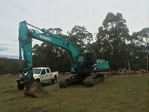 21t excavator ready for your project and more machines Sorell Sorell Area Preview