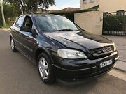 2000 Holden Astra CD TS Hatchback Manual 4months rego Liverpool Liverpool Area Preview