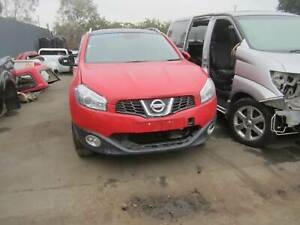 NISSAN DUALIS J10 Ti AUTO 2L RED 2012 WRECKING Brooklyn Brimbank Area Preview