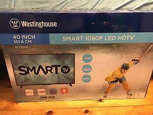 Brand new in box 40 inch smart tv