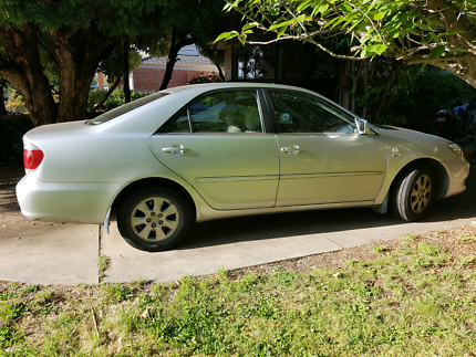 2006 Toyota Camry Altise ACV36R MY06 Manual