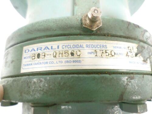 DARALI CYCLOIDAL GEAR REDUCER  B09-QH56C NNB