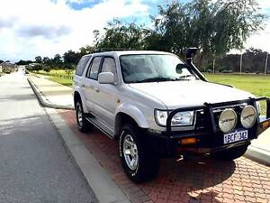1995 TOYOTA HILUX SURF. AUTO. 4cyl. 3.O LITRE TURBO DIESEL Wanneroo Wanneroo Area Preview